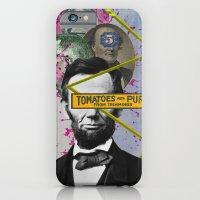 Public Figures -  Lincoln iPhone 6 Slim Case