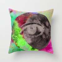 I'll Be Looking At The M… Throw Pillow
