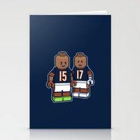 Bears Bricked: Brandon M… Stationery Cards