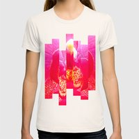Passion Womens Fitted Tee Natural SMALL