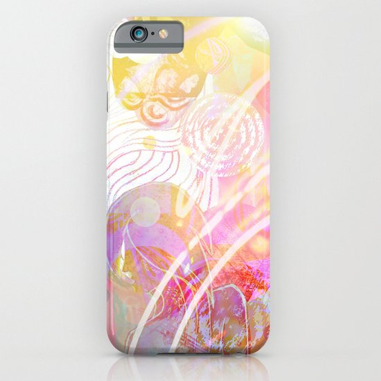Come Into The Light iPhone & iPod Case