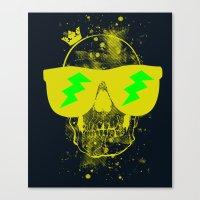 Fresh To Death Canvas Print