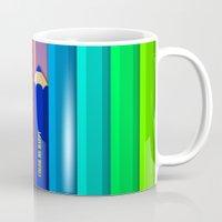 Color Me Happy :)  Mug