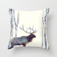 Elk // Follow Throw Pillow