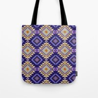 Out West 3 Tote Bag