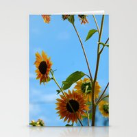 Reaching For The Skies Stationery Cards