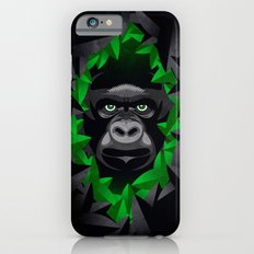 Shy Green Eyes iPhone 6 Slim Case