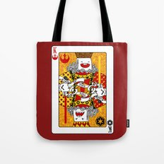 King of Toys Tote Bag
