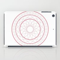 Anime Magic Circle 5 iPad Case