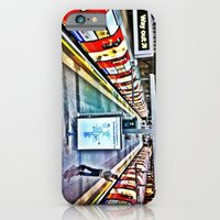iPhone & iPod Case featuring Caught in the act by Efua Boakye