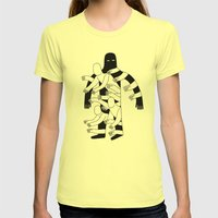 The Hole Womens Fitted Tee Lemon SMALL