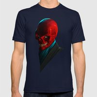 JOHN SMITH Mens Fitted Tee Navy SMALL