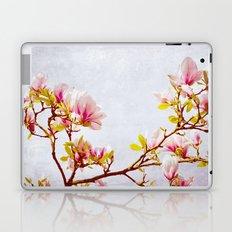 Magnolia bliss Laptop & iPad Skin