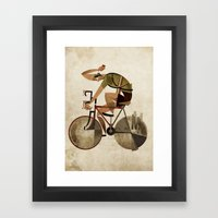 Maino55 Framed Art Print