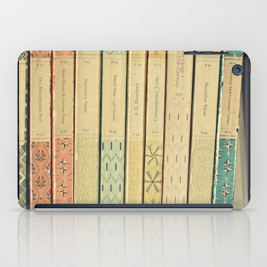 Old Books iPad Case