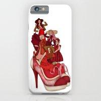 Ladies In Red iPhone 6 Slim Case