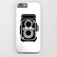 iPhone & iPod Case featuring Twin Lens by ChloeFerres