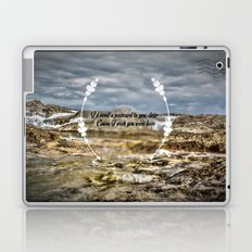 Oh darling, I wish you were here Laptop & iPad Skin