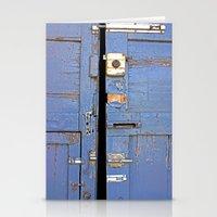 Vintage Door Stationery Cards