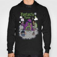 Fantastic Three Hoody