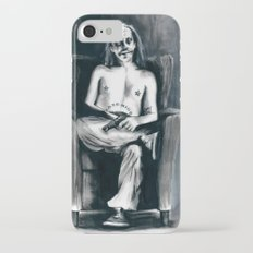 The Clown Who Wasn't Funny iPhone 7 Slim Case
