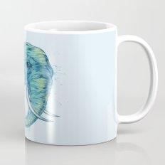 Elephant Portrait Mug