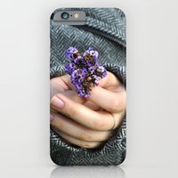 iPhone & iPod Case featuring Flowers by ChrisKai
