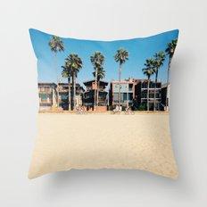 Venice Beach, CA Throw Pillow