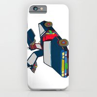 Cool Boys Like Flying Cars iPhone 6 Slim Case