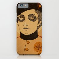 iPhone & iPod Case featuring An Officer and a Lady by Le Butthead