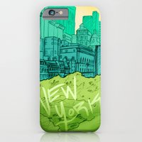 iPhone & iPod Case featuring EMPIRE by Emily Gage