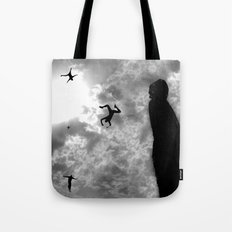 downfall Tote Bag