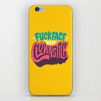 Fuckface Von Clownstick iPhone & iPod Skin