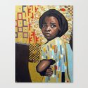 For The Raped In Congo Canvas Print