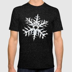 Evil Snow Mens Fitted Tee Tri-Black SMALL