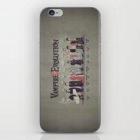 Vampire (D)Evolution iPhone & iPod Skin