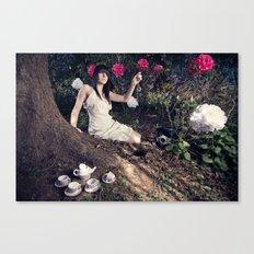 Alice In Memoriam Canvas Print