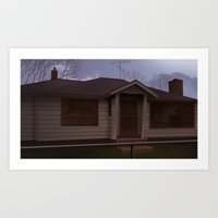 Hurley House Art Print