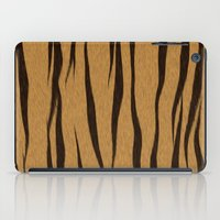 Animal Patterns - Tiger iPad Case