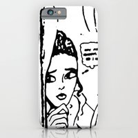 Girl II iPhone 6 Slim Case