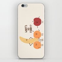 Silly Apple iPhone & iPod Skin