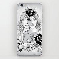 Destot's Space iPhone & iPod Skin