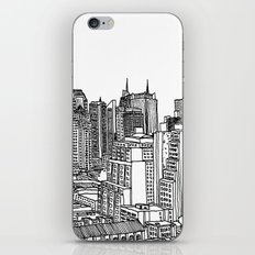 New York View 2 iPhone & iPod Skin