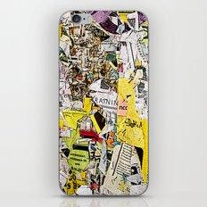 Shredded  iPhone & iPod Skin
