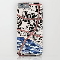 iPhone & iPod Case featuring Lacking in Depth by Jacob Clark