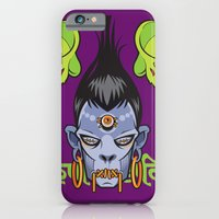 Snakey Is Awakey iPhone 6 Slim Case