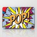 POP Art Exclamation iPad Case