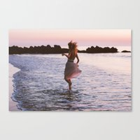 Sunrise Part 3 Canvas Print