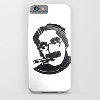 Groucho Marx iPhone 6 Slim Case