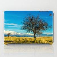 Landscape iPad Case